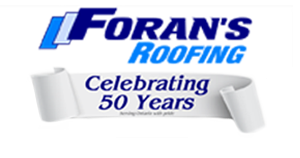 Foran's Roofing Celebrating 50 Years