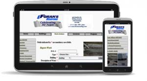 Foran's Client Portal