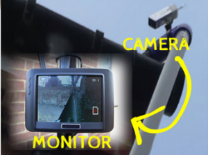 SAFE-VAC Gutter Cleaning Camera